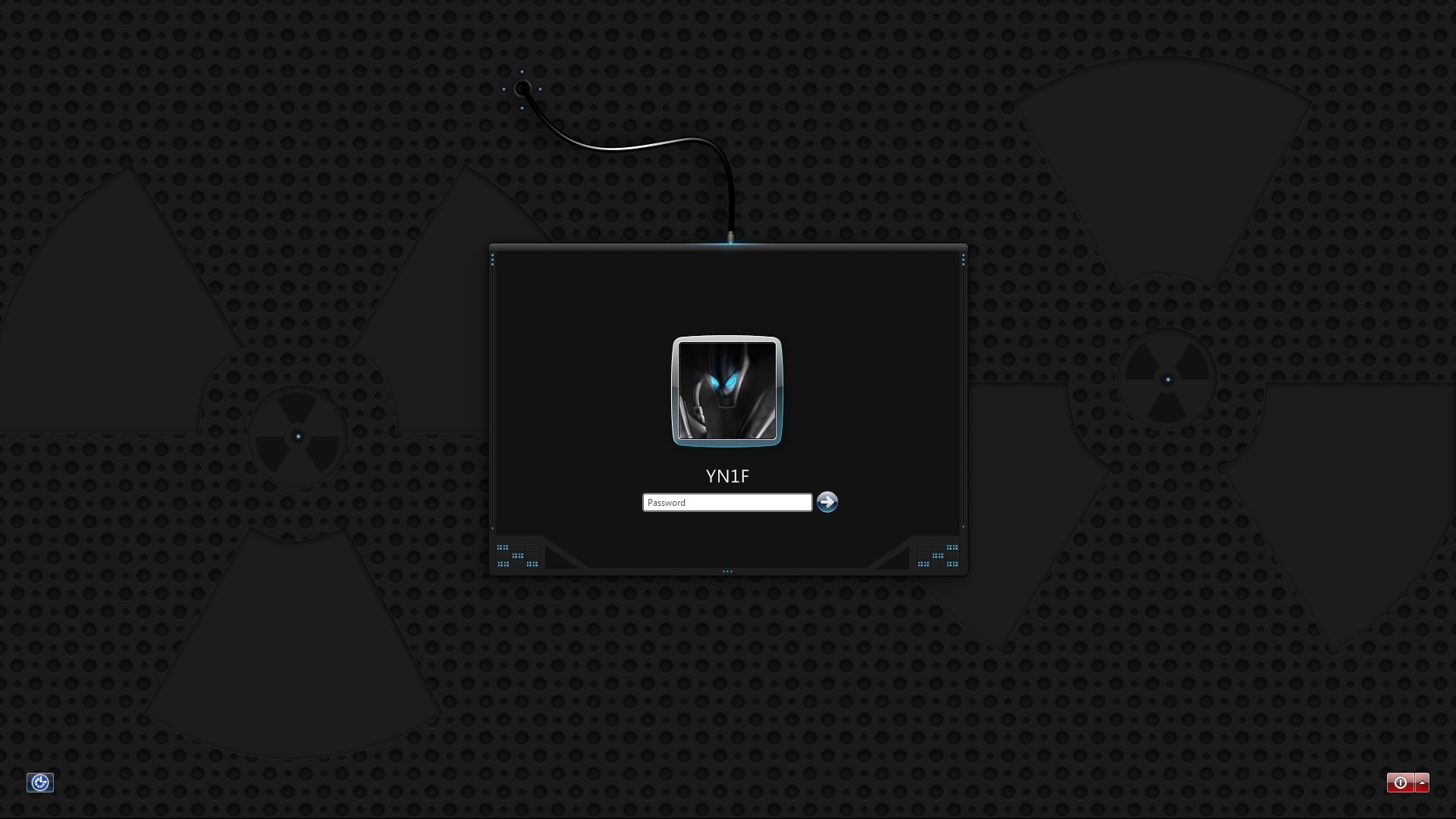 how to change the logon screen on windows 7 panda talks