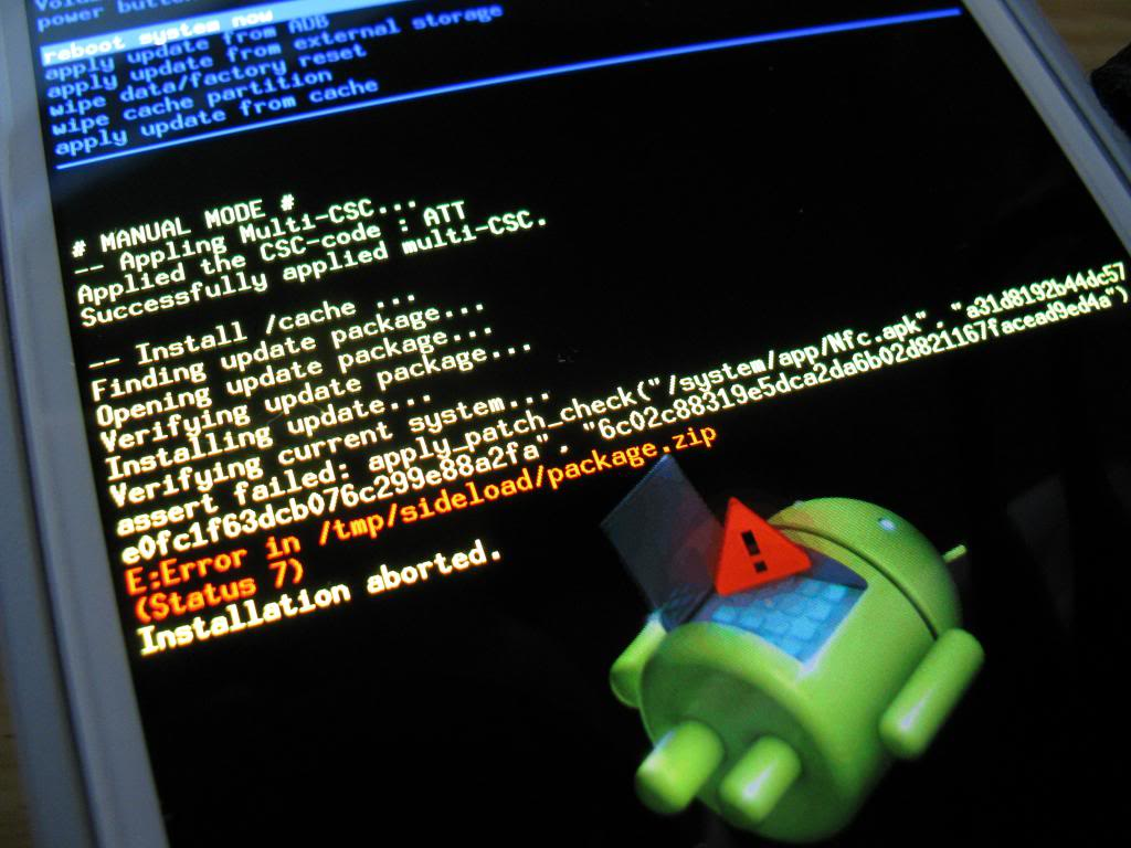 """How to Fix """"Installation Aborted"""" Error while Installing ROMs on"""